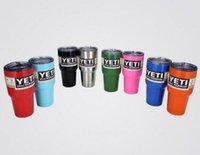 beer sampling - Sample Free Yeti Cups YETI oz oz oz Rambler Tumbler Travel Vehicle Beer Mug Double Wall Bilayer Vacuum Insulated Stainless Steel