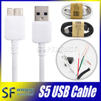 Wholesale Micro USB Cable V8 V9 M FT Sync Data Cable Charging Charger Wire For Galaxy S4 S5 Note Note High quality DHL