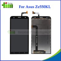 asus touch panel - Original LCD Display Screen For Asus ZenFone Laser ZE550KL Z00LD with Touch Digitizer Assembly Tim4
