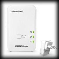 av network - by dhl or ems Brand New Mbps Powerline Network Mini Homeplug AV Ethernet Bridge