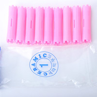 Wholesale Royalty Hair Set Soft Hair Curler Roller Curl Hair Bendy Rollers DIY Magic Hair Curlers Tool Styling Rollers