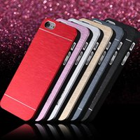 apple phone deals - Only Super Deal High Quality Deluxe Hard Metal Aluminum Phone Case For Apple iPhone S Super Slim Back Cover Shell FLM
