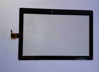 Wholesale New For Lenovo Tab X30F A10 Touch Screen Digitizer Sensor Glass Panel Tablet PC Replacement Parts