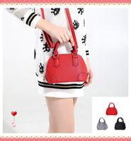american girl phone - Newest Luxury Brand High Quality Lady Fashion Handbags European and American Fashion Girl Shell handbags Simple Totes Women Shoulderbags