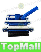 Wholesale LAI new quot Vacuum Vac Flexible Head Spa Swimming Pool Concrete Ground With Brush Weight