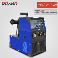 arc processing - Riland MIG Welding Machine MIG250GW NBC GW With Dual Welding Process MIG MMA Stick Welcome Whole Sales Partner