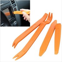 Wholesale New Auto Car Radio Panel Door Clip Trim Dash for Audio Removal Installer Pry Repair Tool Set