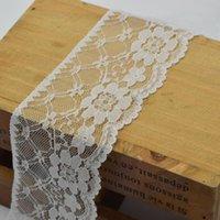 Wholesale 50Yards cm wide Handicrafts Net Lace Trim Ribbon Flat Lace Trim Gorgeous Wedding Crafts Sewing diy