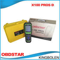 benz models - 2016 Top OBDStar X100 ProS OBD2 Odometer correction tool X PROS D model online Update with obd2 diagnostic tool DHL
