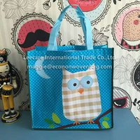 Wholesale Chinese Manufacturer Fashion Nonwoven Tote Bag Eco Friendly Shopping Bag Reusable Bags High Quality Good Design with