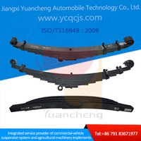 Wholesale Factory Low Price Customized Material Parabolic Conventional Vehicle VOLVO Truck Leaf Spring Used Auto Spare Parts