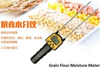 Wholesale Grain Flour Moisture Meter Wheat Paddy Corn Semolina Soybeans Cocoa Powder Tester