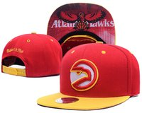 atlanta hawk - Atlanta Adjustable Hawks Snapback Hats Thousands Snap Back Hat Basketball Cheap Hat Adjustable men women Baseball Cap