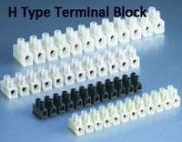 Wholesale Chinese manufacturer Stong H Type Terminal Block Well and High Quality control absolutely authentic