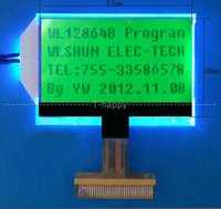 Wholesale B Dots Matrix Graphic LCD Display Screen FOR Mega328 LCD ESR METER Transistor Tester