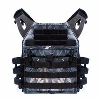 Wholesale Military Tactical Plate Carrier Ammo Chest Rig Airsoftsports Paintball Gear Body Armor Tactical Vest