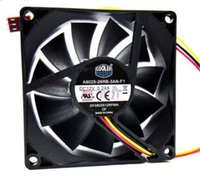 Wholesale Square Cooling Fan of Cooler Master A8025 RB AN F1 DF0802512RFMN with V A Wires