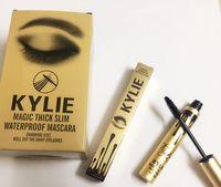 Wholesale New Stocking Charming eyes Magic Thick Slim Kylie Mascara Waterproof Mascara Black Color DHL High quality