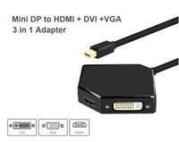 air to surface - in Mini DP DisplayPort Thunderbolt to DVI HDMI VGA DP Adapter Cable for Mac Book iMac Air Pro Surface Pro ThinkPad X1