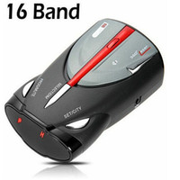 Wholesale arrival Cobra XRS full Band High Performance Radar detector Car Laser Detector with Russian English Voice
