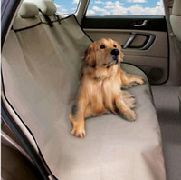 Wholesale PetZoom Loungee Auto Pet Car Seat Cover water Proof for Dogs Cats Cradle Dog Rear Back Seatcover Pet Mat Blanket