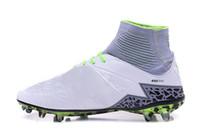 Envío de la gota aceptado, zapatos CR7 FG de fútbol, zapatos Ronaldo Oro Nuevo 2015 de alta Fútbol, Fútbol Tacos, botas de fútbol, Hombres Tamaño 39-45