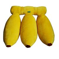 banana splits - Amusing Ergonomic Bionic Can Be Split Combination Share Banana Pillows Cushions