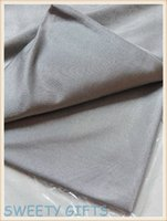 Wholesale Super Quality Thick Silver Fiber Knitting Spandex Anti radiation Maternity Clothes Fabric Safety To Mother and Baby