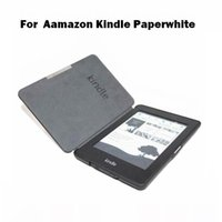 amazon ereader - Fashion PU Leather Book Style Smart Case for Amazon Kindle Paperwhite eReader Flip Cover