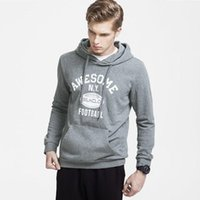 awesome belt - 2016 Autumn Men s Casual Style Hoodies Awesome Football Suit Sweatshirt Man Hip Hop Street Hooded Jacket US Size S XL