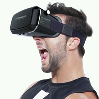 Wholesale 360 degree vr camera d glasses virtual reality mobile phone vr box headset for android huawei xiaomi