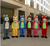 baby horse costume - Hot Sale New customized baby horse mascot costume