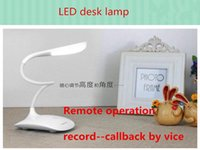 audio call recorder - Quad band GSM real LED Desk Lamp Audio Bug support call back and Voice recorder