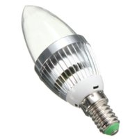 Wholesale High Quality E14 W RGB LED Color Changing Light Candle Bulb Spotlight Lamp V with Remote Control