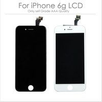Wholesale 10pcs For iPhone G LCD Display with Touch Screen Digitizer Replacement inch AAA Quality No Dead Pixel