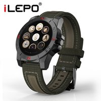 barometer compass watch - Waterproof Bluetooth Watch MTK2501 Smart Watch Support Compass Pedometer Sleep Monitoring Thermometer Height Test Barometer Smartwatch