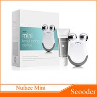 Wholesale Nuface mini facial toning device Beauty Device Face Massager VS Nuface Trinity PRO Mia Fit PMD Pro