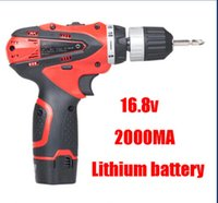 Wholesale Electric Drill Multi function Cordless Drill Electric screwdriver mA Li battery V