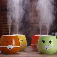 Wholesale New Hot Sale Mini Ultrasonic Humidifier USB Humidifier Car Aromatherapy Essential Oil Diffuser Atomizer Air Purifier Mist Maker Fogger