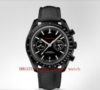 automatic table - luxury watch mm Super black ceramic table dark side of the moon watches