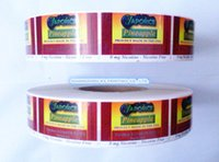 Wholesale Self adhesive labels Custom stickers printing Labels on rolls Stickers for candy Paper stickers manufacturer