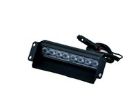 Wholesale 8 LED Strobe Light EMS Flashing Car Windshield Light Auto Strobe Lamp V