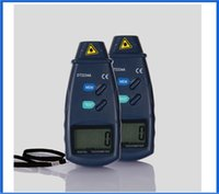 Wholesale DT A DT2234A digits mm LCD not contact digital handheld tachometer non contact tachometer tachometer digital tachometer