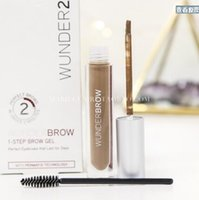 Wholesale Wonder brow Cream Eyebrow Enhancers definer SEMI PERMANENT EYEBROWS VS KYLIE Brand cosmetic blonde Auburn color DHL ship