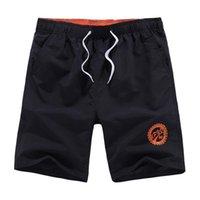 arrival board short - Men s New Arrival Fashion Casual Elastic Waist Good Selling Loose Printed Shorts Beach Sea Trousers Board shorts