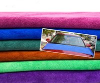 Wholesale Microfiber Cleaning Cloth for car with many color