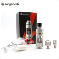 Cheap 100% Original Kanger Protank 4 Atomizer Newest 5ML Top&Side Filling Pro tank 4 Evolved Clearomizer with MTL DL SSOCC RBA Coils vs Lyche