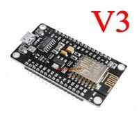 Wholesale New Wireless module CH340 NodeMcu V3 Lua WIFI Internet of Things development board based ESP8266