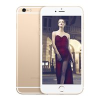 Wholesale Android Goophone i6s Plus Real G LTE Fingerprint bit Octa Core MTK6795 GB RAM GB ROM inch Android MP Smartphone