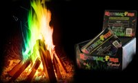 Wholesale Christmas Toy Colorful Flames Fire Flame Colorant Instantly and Safely Add Color to Any Indoor Outdoor Wood Burning Fire
